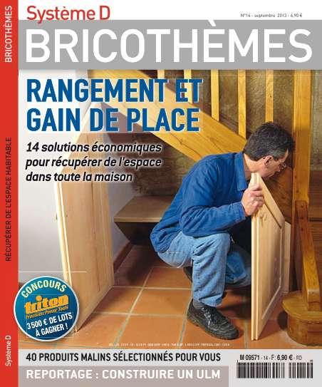 Système D Bricothèmes - Septembre 2013