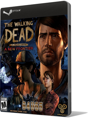 [PC] The Walking Dead: A New Frontier - Episode 3 (2017) - ENG