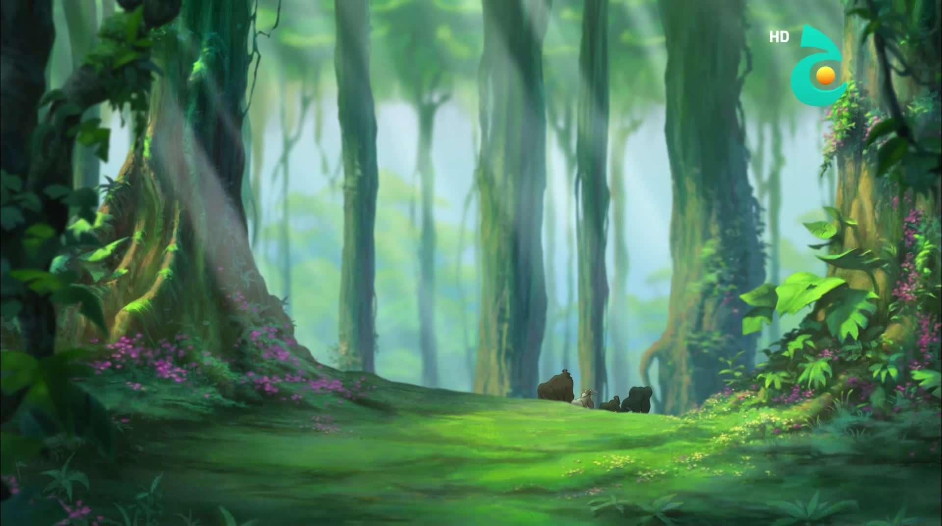 طرزان الجزء الثاني Tarzan II (2005) HDTV 1080p تحميل تورنت 15 arabp2p.com