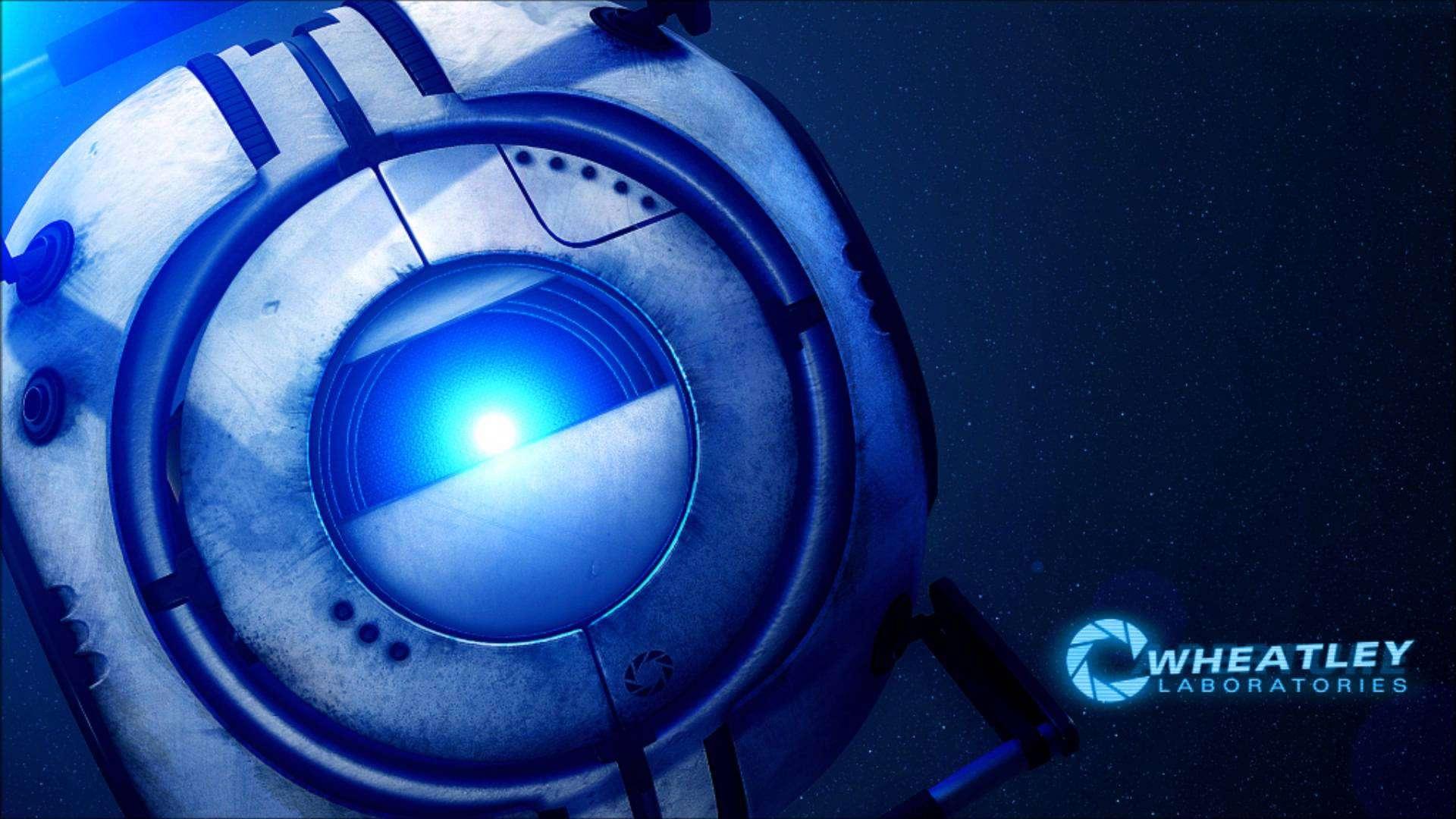 Wheatley de Portal 2