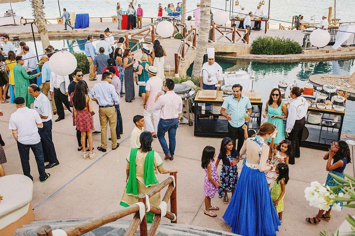 wedding at sheraton los cabos mexico