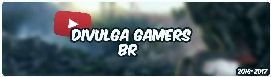 Divulga Gamers Br