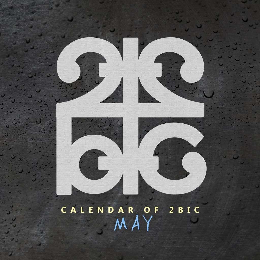 [Single] 2BIC – Calendar of 2BIC (May) (MP3)