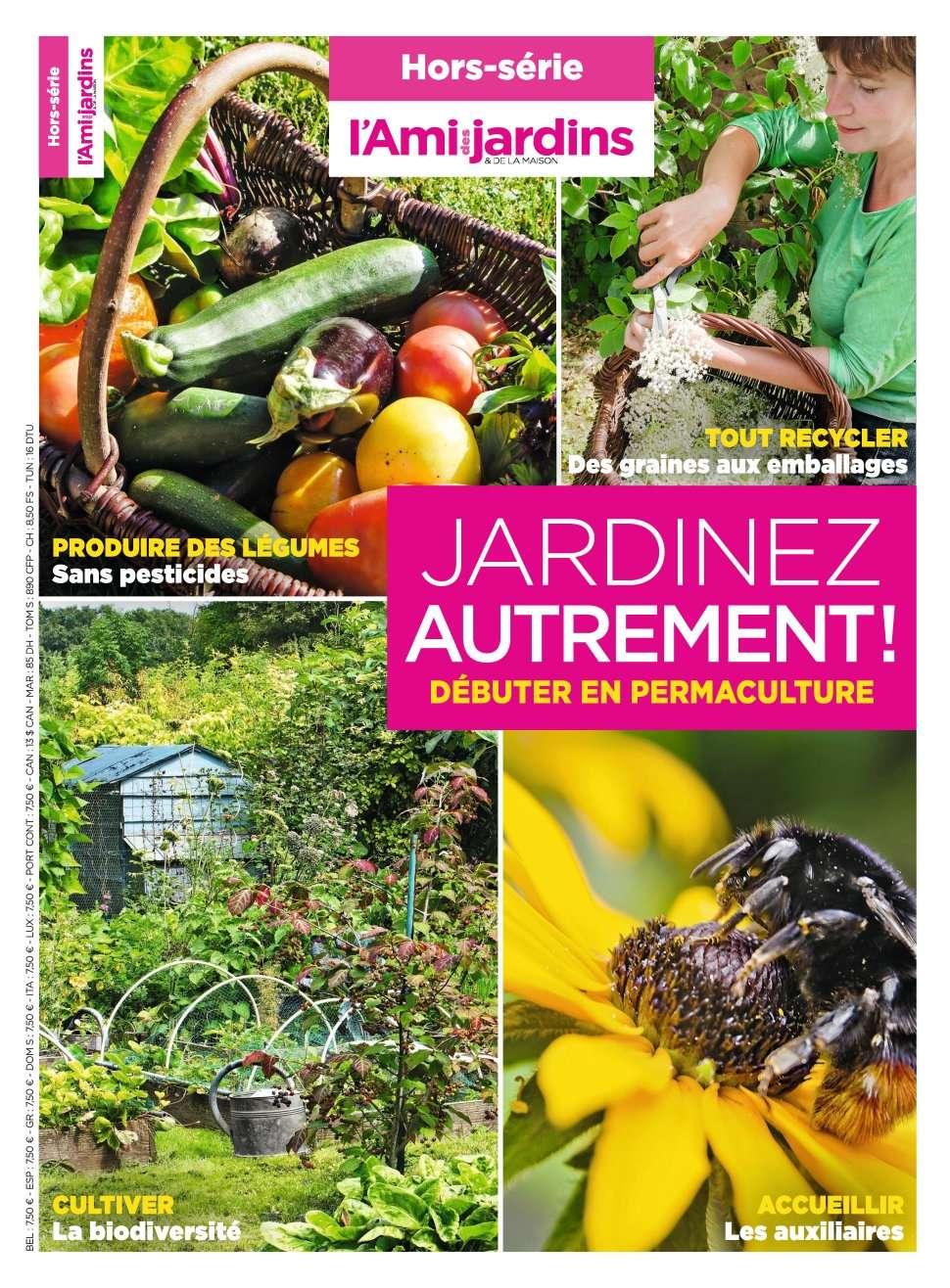 L'Ami des Jardins Hors-Série 192 - Septembre/Octobre 2016