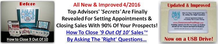 How To Close 9 Out Of 10 Sales - Videos