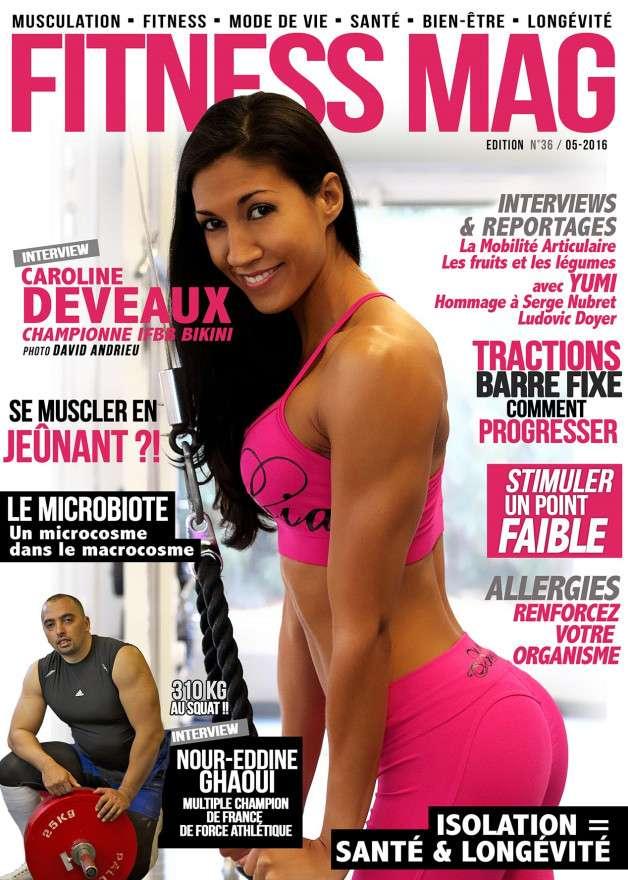 Fitness Mag 36- Mai 2016