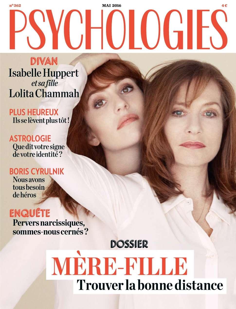 Psychologies magazine 362 - Mai 2016