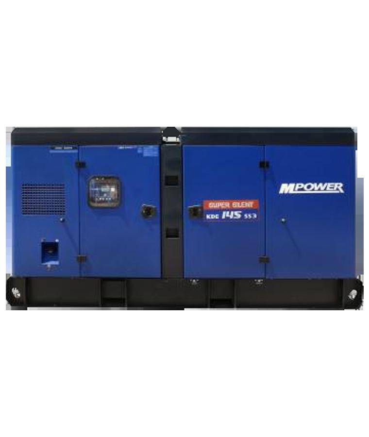 Generador Mpower Trifásico 145KVA 127-220 a 60 Hz