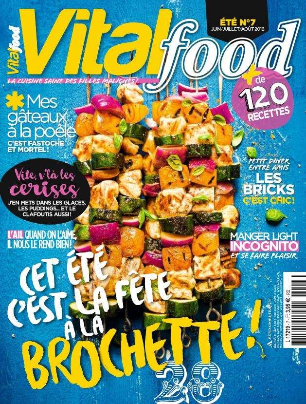 Vital Food - Eté 2016