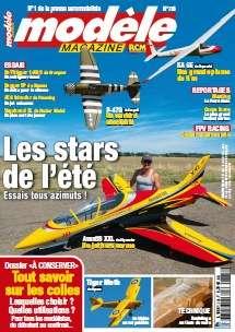 Modele Magazine - Juillet 2016