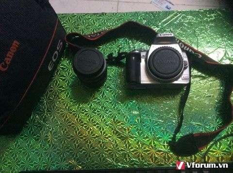 Canon 400D kèm lens fix mf 28f2.8 , Bán Canon 50 1.4 giá đẹp