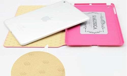 Gợi ý các mẫu bao da đẹp cho iPad với giá hạt dẻ