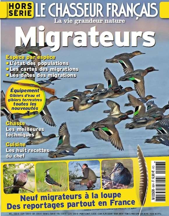 Le Chasseur français Hors-série 86 Migrateurs 2016