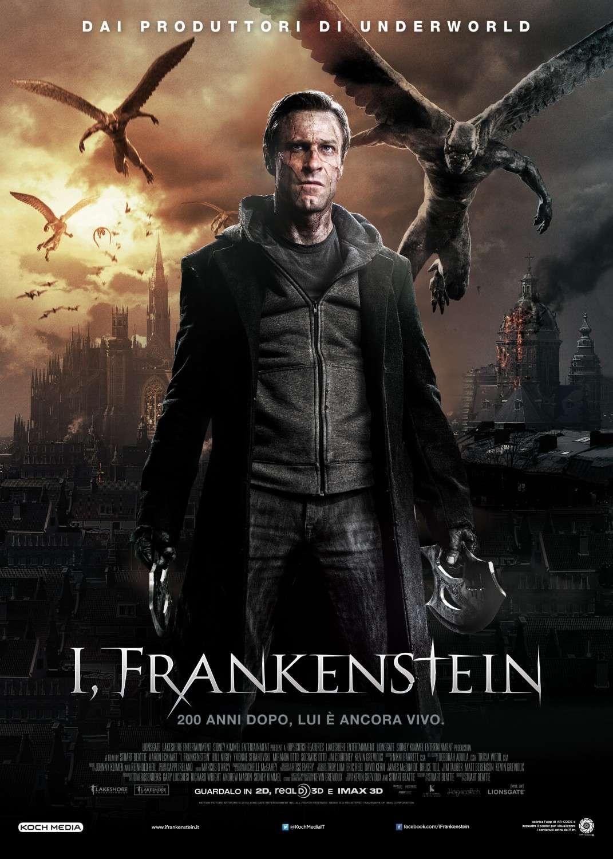 I, Frankenstein (2014) DVD9 Copia 1:1 Ita Eng - DDNCrew