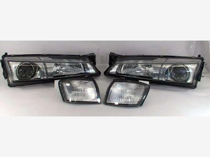 Kouki 96+ Headlights + corner lights Nissan 200sx 240sx S14 S14A
