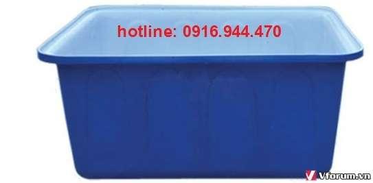 www.123nhanh.com: Bán thùng hình chữ nhật, thùng nhựa giá tốt.