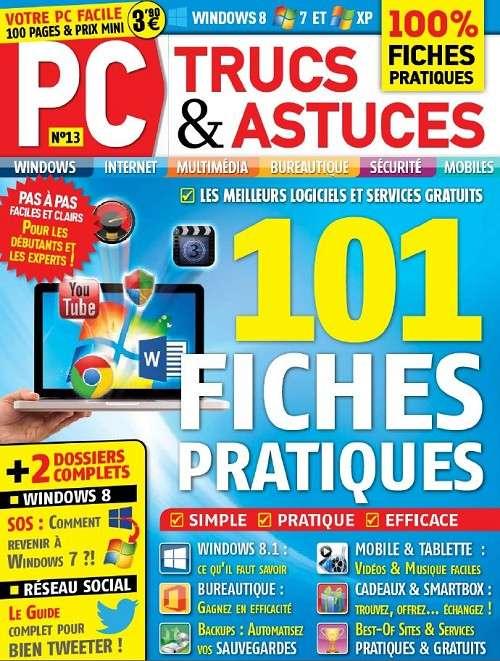 PC Trucs et Astuces 13 - 101 fiches pratiques