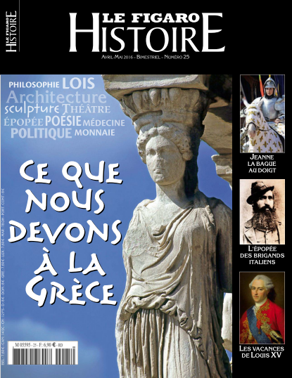 Le Figaro Histoire 25 - Avril-Mai 2016