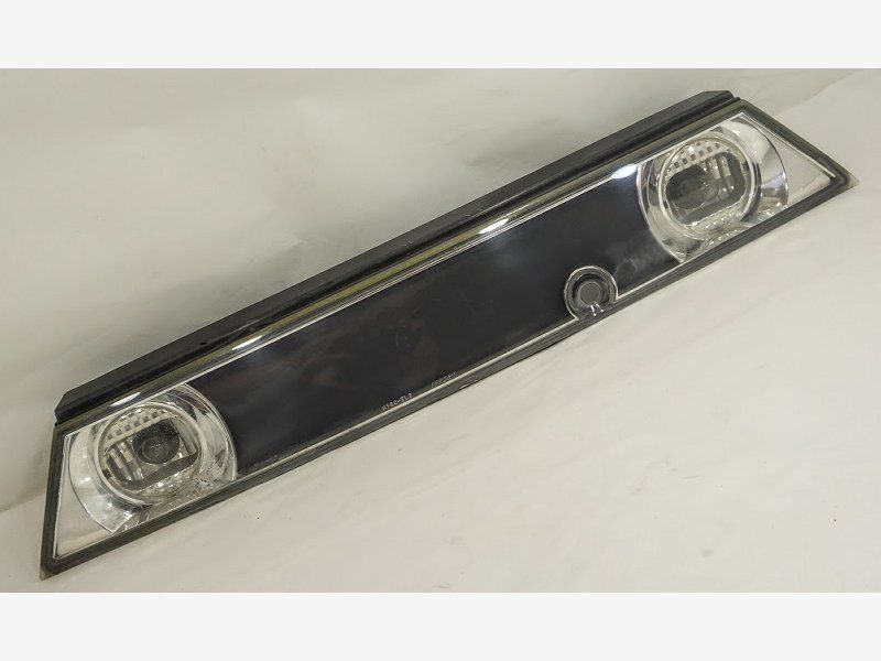 Chrome Silvia S13 180sx kouki center garnish for tail lights