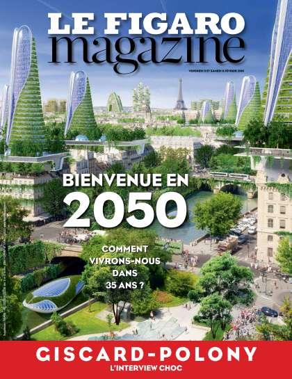 Le Figaro Magazine - 5 Février 2016