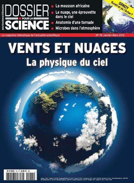 Dossier Pour La Science 78