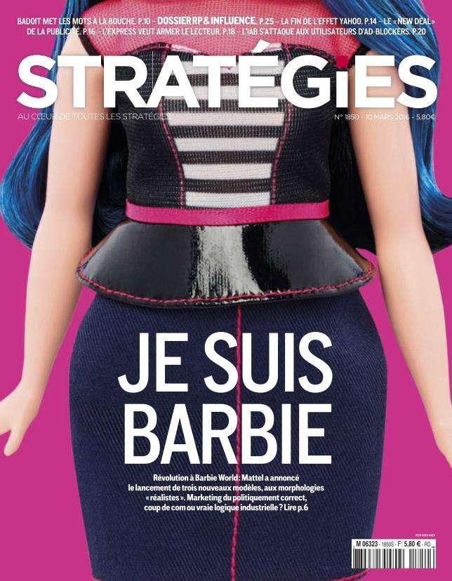Stratégies - 10 Mars 2016