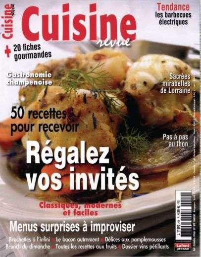 Cuisine Revue 49