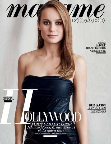 Madame Figaro - 18 Mars 2016