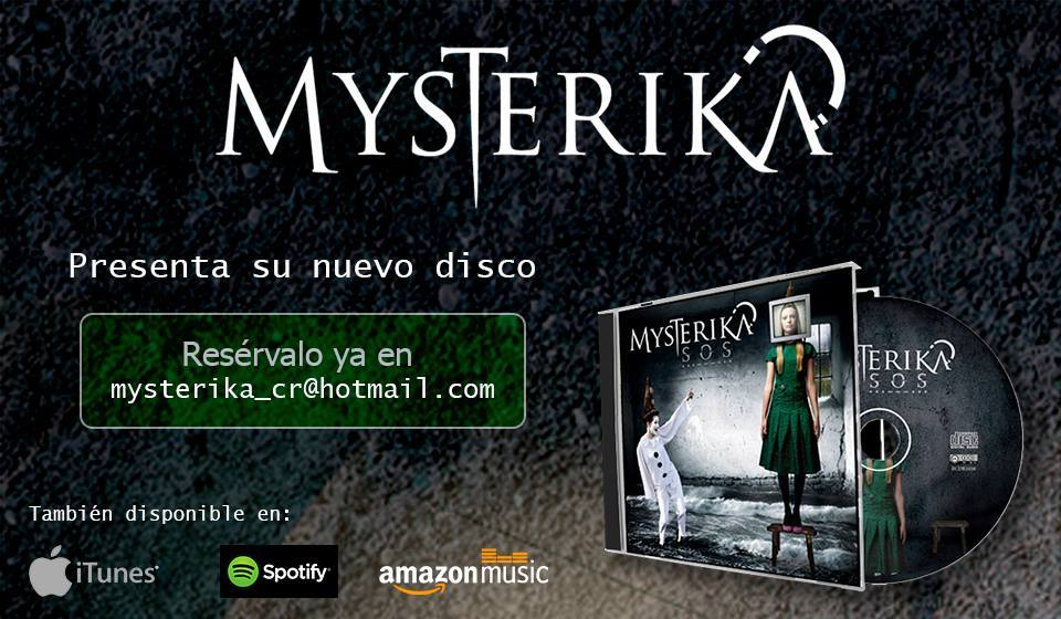 Mysterika promo