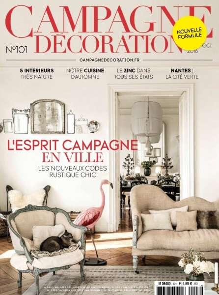 Campagne Décoration - Septembre/Octobre 2016