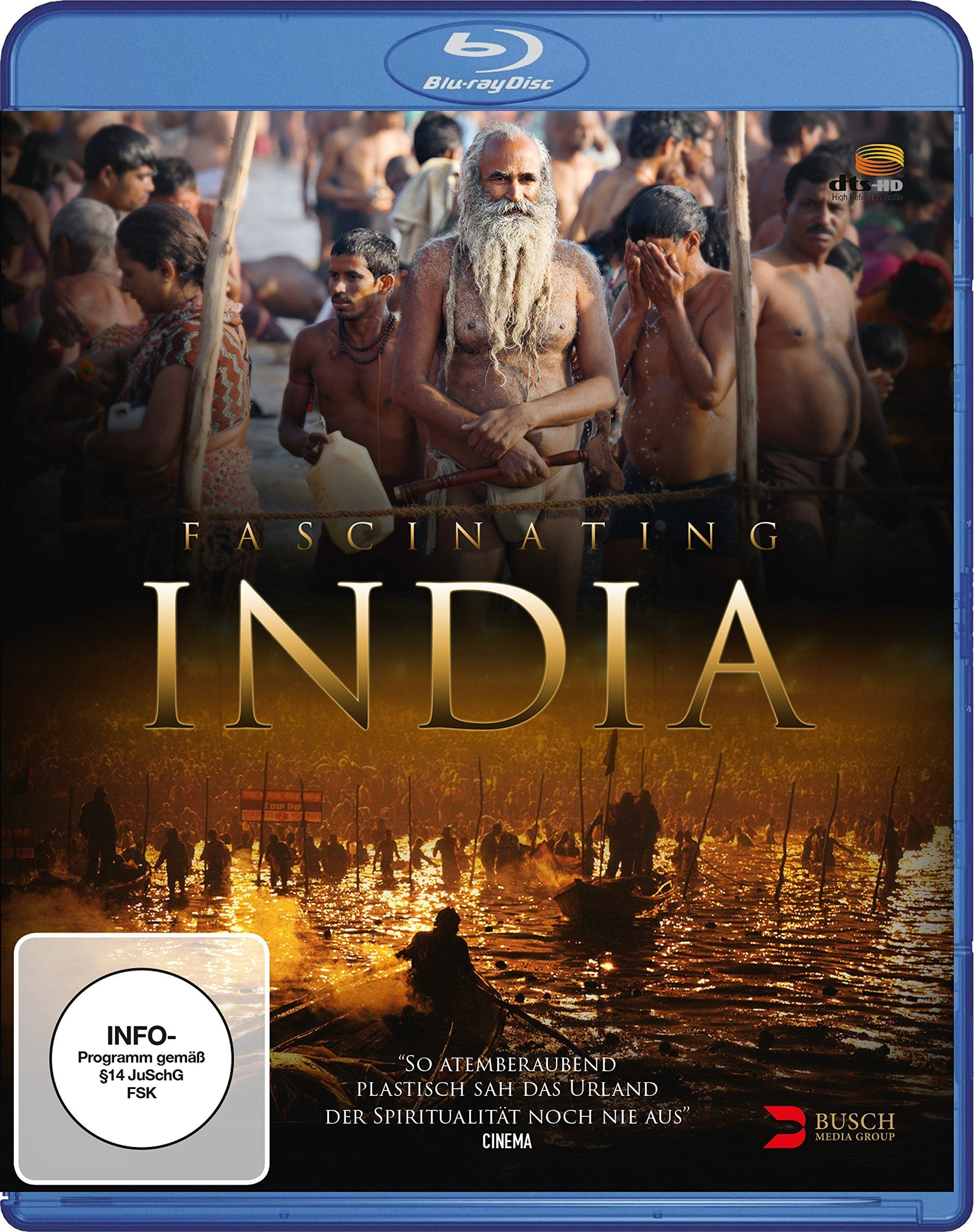 Fascinating India 3D (2014) ISO BDRA 3D 2D BluRay AVC DTS ITA DTS-HD ENG - DDN