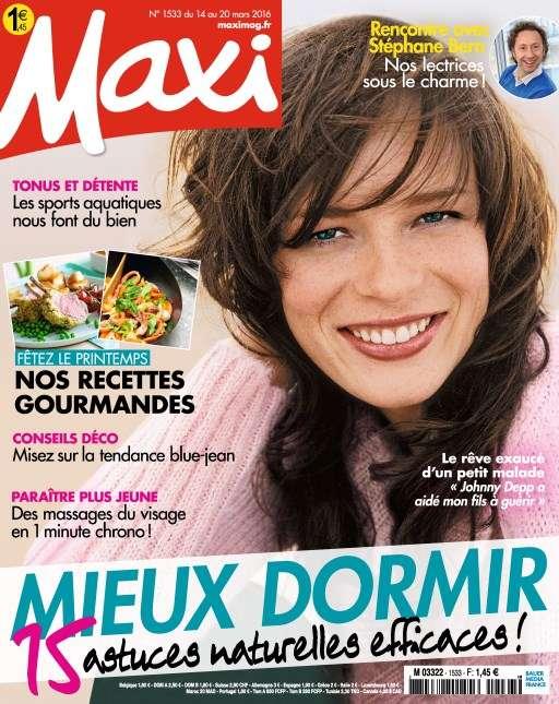 Maxi 1533 - 14 au 20 Mars 2016