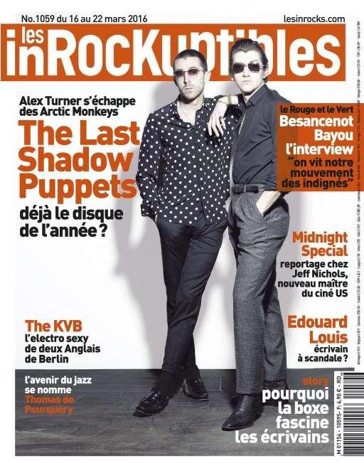 Les Inrockuptibles 1059 - 16 au 22 Mars 2016
