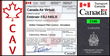 Embraer ERJ-145LR Certification Flight
