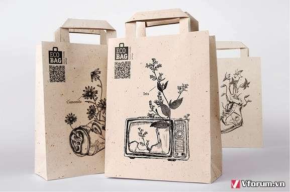 Dịch vụ in túi giấy chất lượng nhất Hà Nội