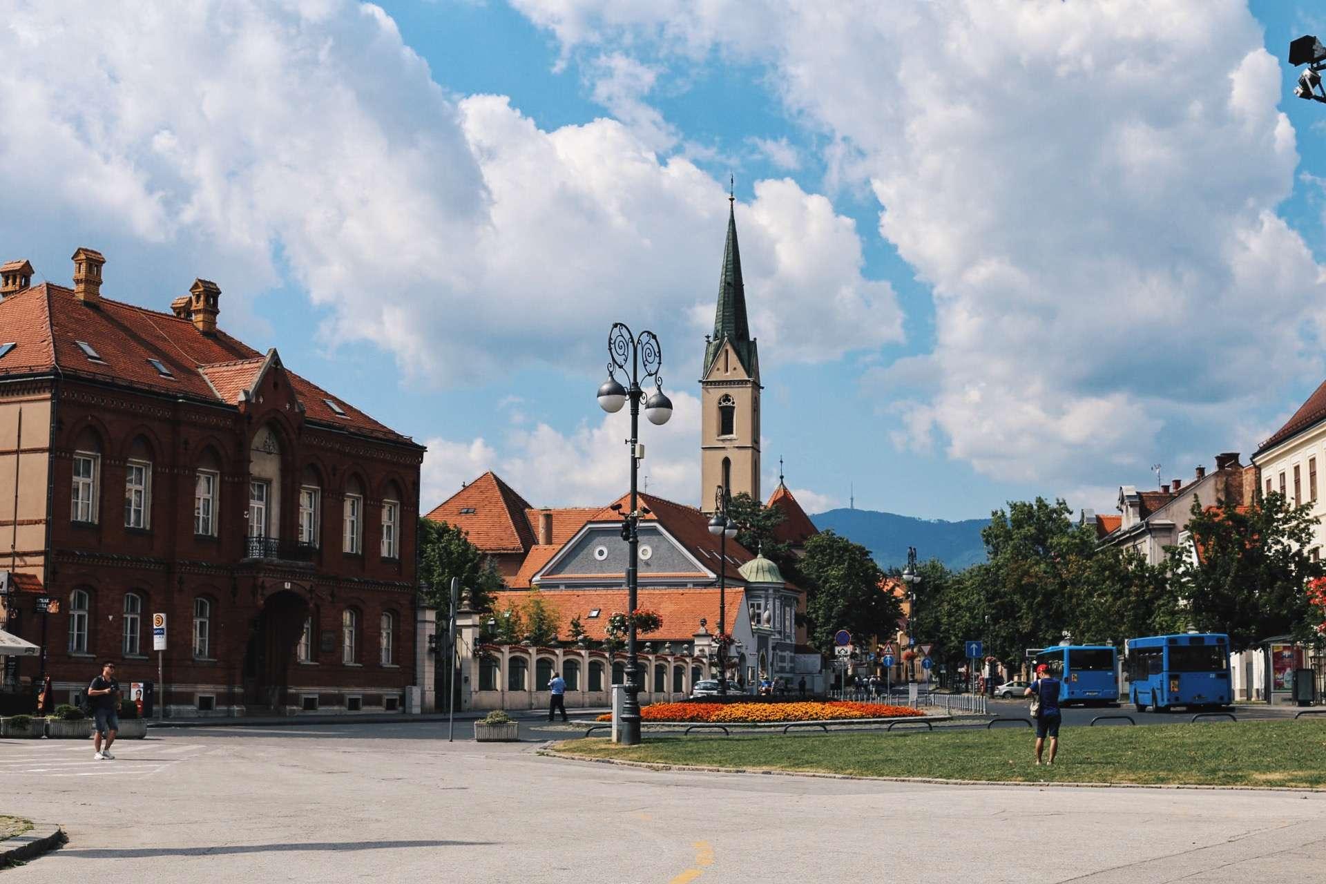 église, zagreb
