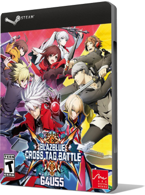 [PC] BlazBlue: Cross Tag Battle - Update v1.10b (2018) - ENG