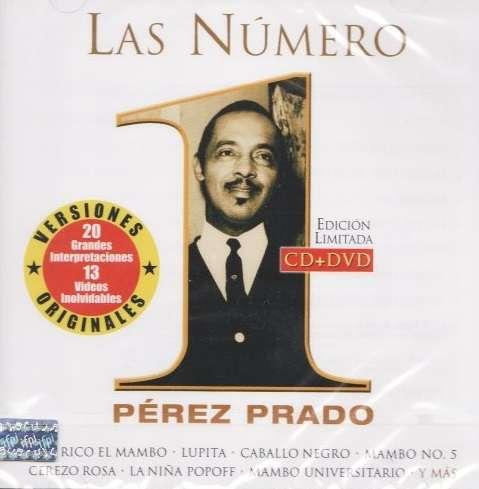 Perez Prado: Las Numero Uno De (2007)