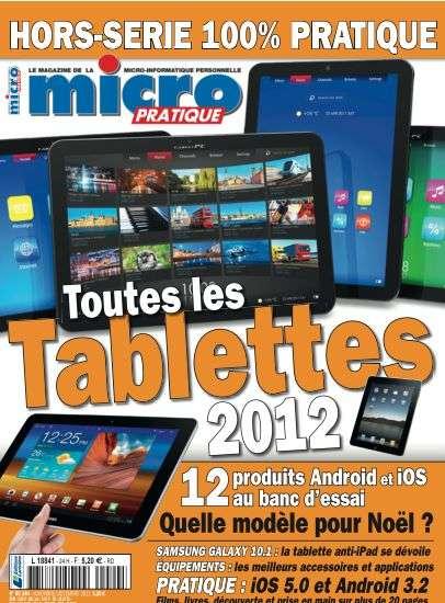 Micro Pratique Hors-Série 24 - tout les tablettes