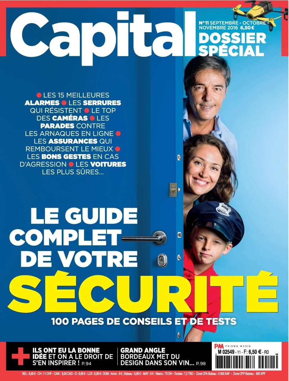Capital Hors-Série - Septembre/Octobre/Novembre 2016