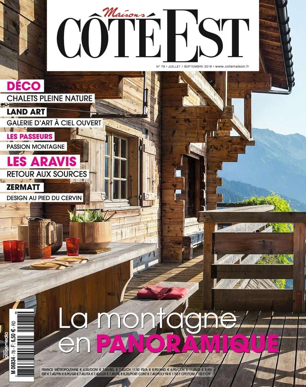 Maisons Côté Est 78 - Juillet/Septembre 2016