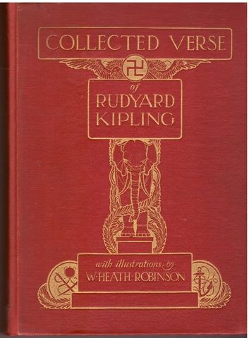 Collected Verse of Ruyard Kipling