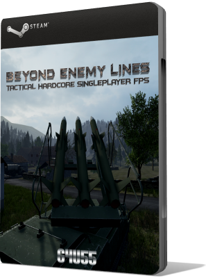 [PC] Beyond Enemy Lines - Update 1-2 (2017) - ENG