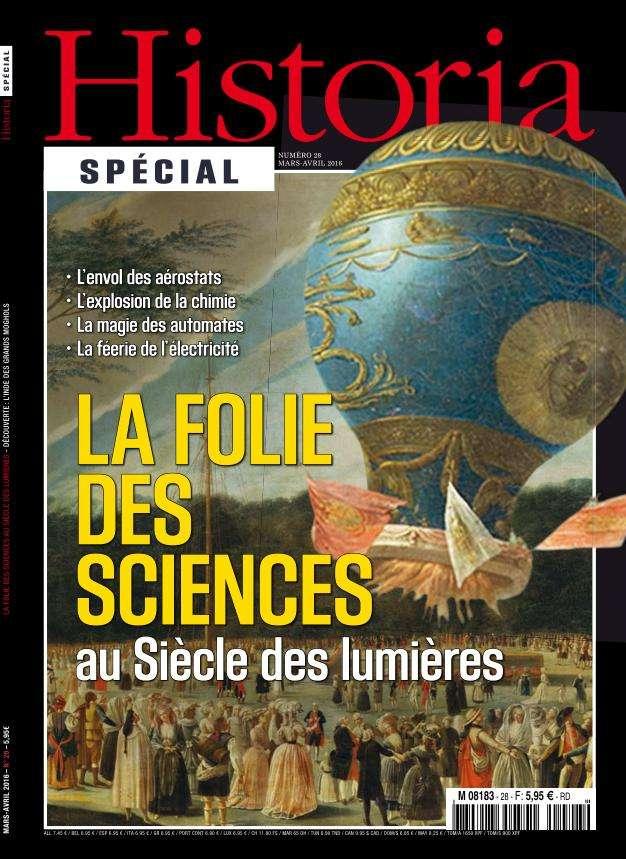 Historia Spécial - Mars-Avril 2016