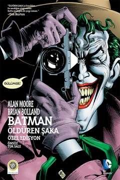 Batman Öldüren Şaka - 2016 Türkçe Dublaj MKV indir