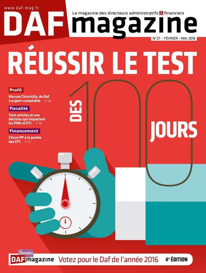 DAF Magazine - Février/Mai 2016
