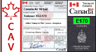 E170 Certified