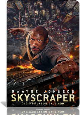 Skyscraper (2018).mkv MD MP3 720p HDTS - iTA