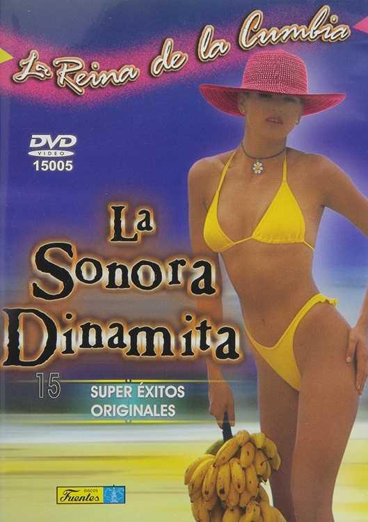 La Sonora Dinamita: 15 Super Exitos Originales (DVD5) (2002)
