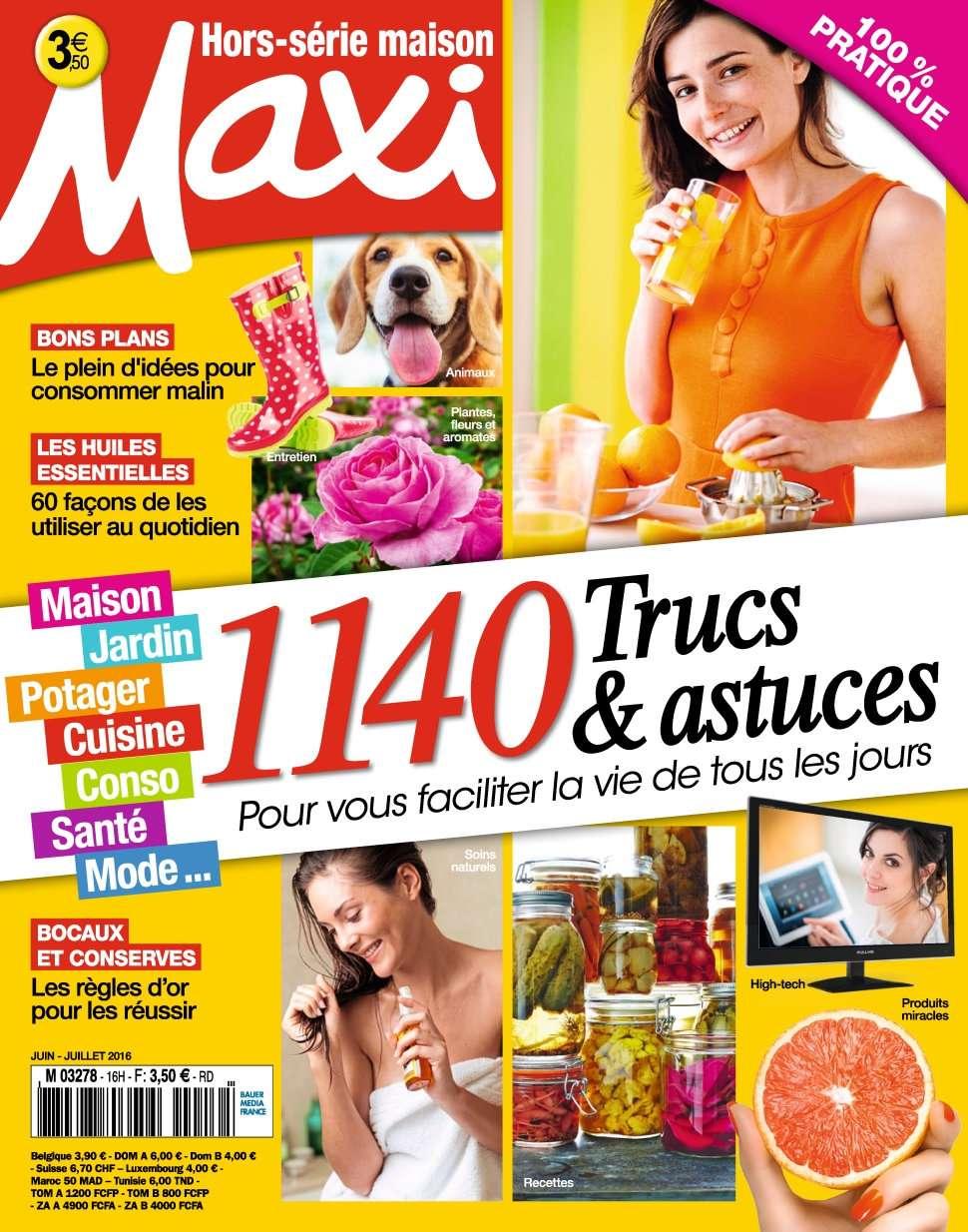 Maxi Hors Série 15 - Juin/Juillet 2016